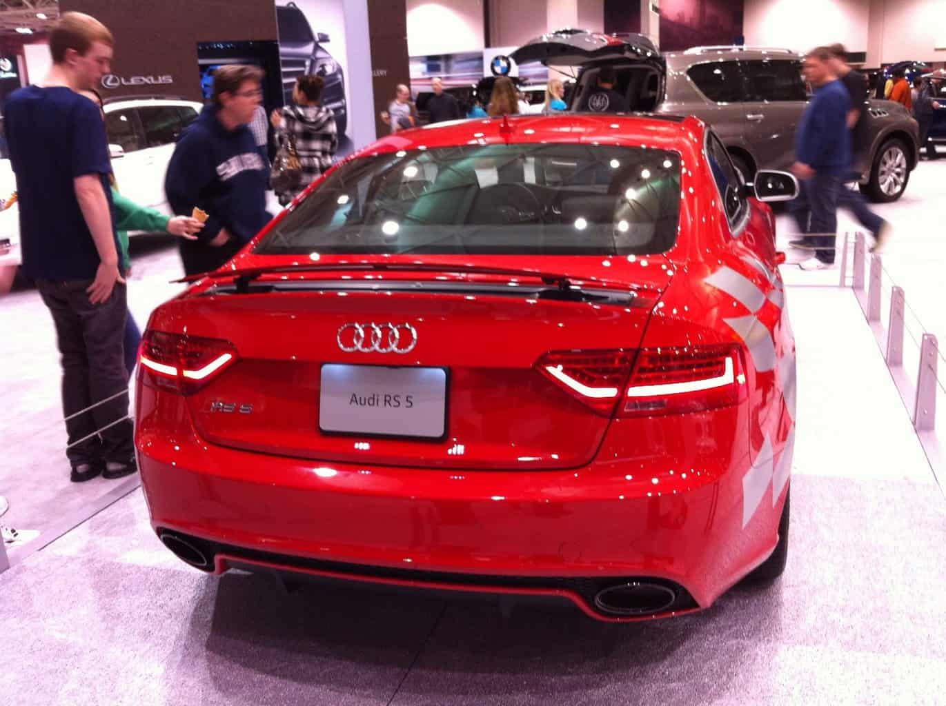 The 2013 Minneapolis Auto Show