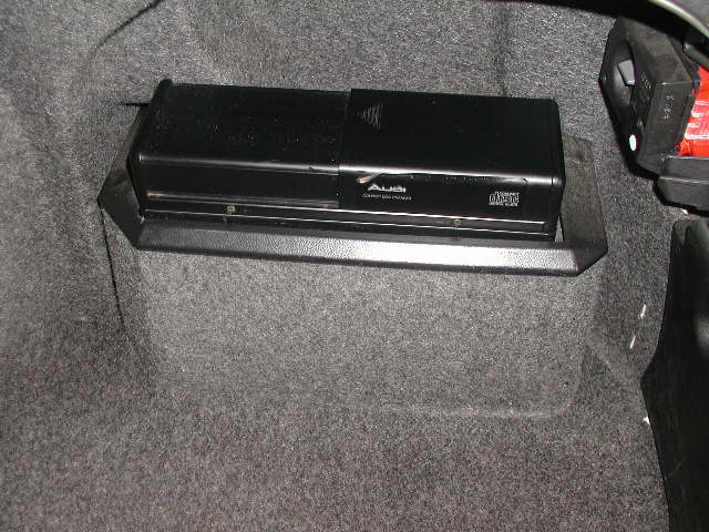 Sony/Blaupunkt 10 CD Changer